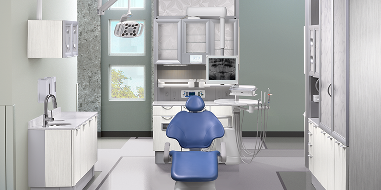 View Larger Image Dental Office Design Sky Blue Chair