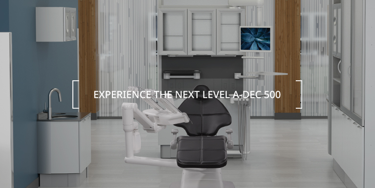 New A-dec 500 Dental Equipment