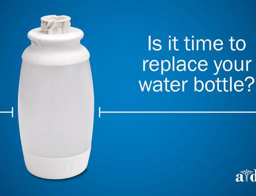 When was the Last Time You Replaced Your Water Bottle?